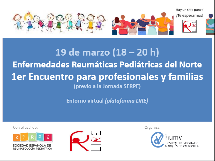 Primer Encuentro de profesionales y familias del Norte